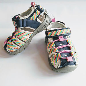 "Cat & Jack ""Rory"" Fisherman Sandals Toddler 6 NWT"
